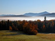 High peaks picture of the Adirondack Mountains